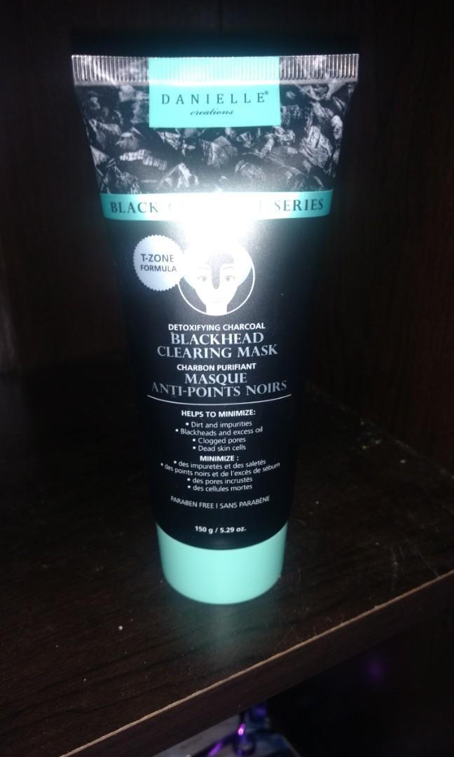 Blackhead clearing detoxifying charcoal mask #SwapCA