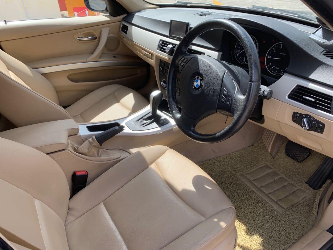 BMW 318i Sedan Auto for rent $399 weekly