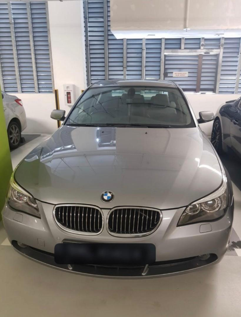 BMW 5 Series 0 Deposit