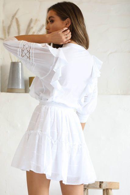 Brand New Seven Wonders Heaven Sent Mini Skirt - Size XS