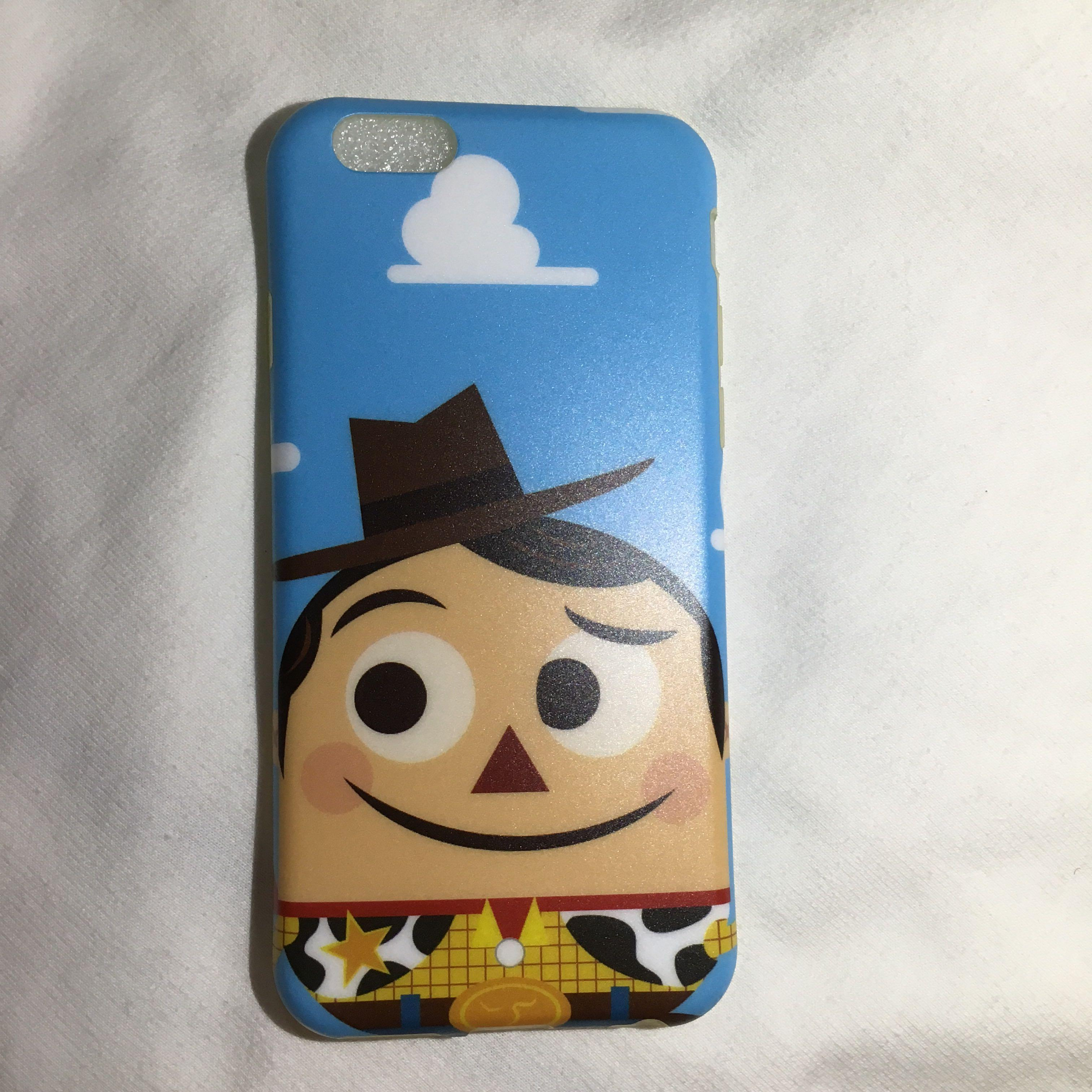 case iphone 6/6s woody toy story