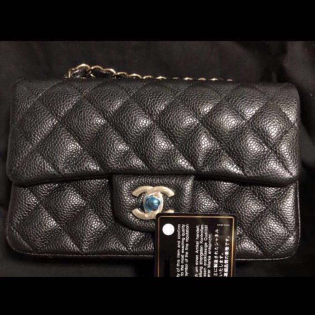 5fcb707aece6 Chanel classic bag black and gold hw, Luxury, Bags & Wallets, Handbags on  Carousell