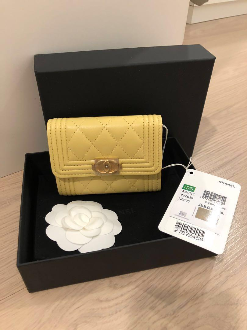 Chanel Wallet / Coin Purse