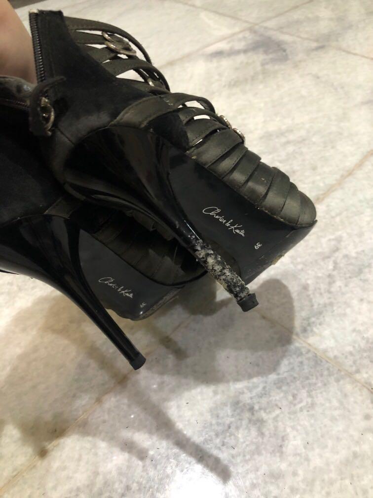 Charles & Keith heels size 39