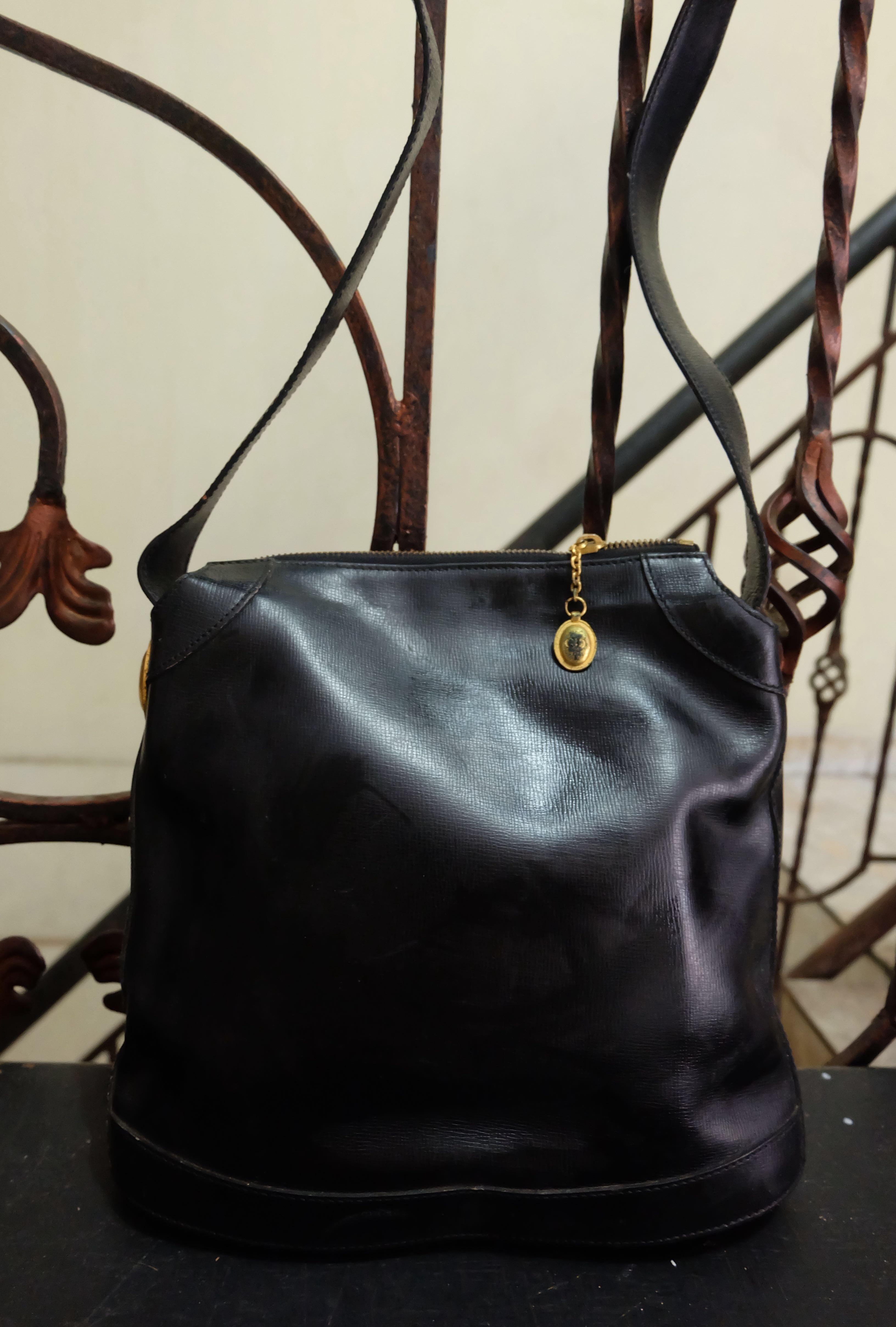 Christian Dior Clutch Black