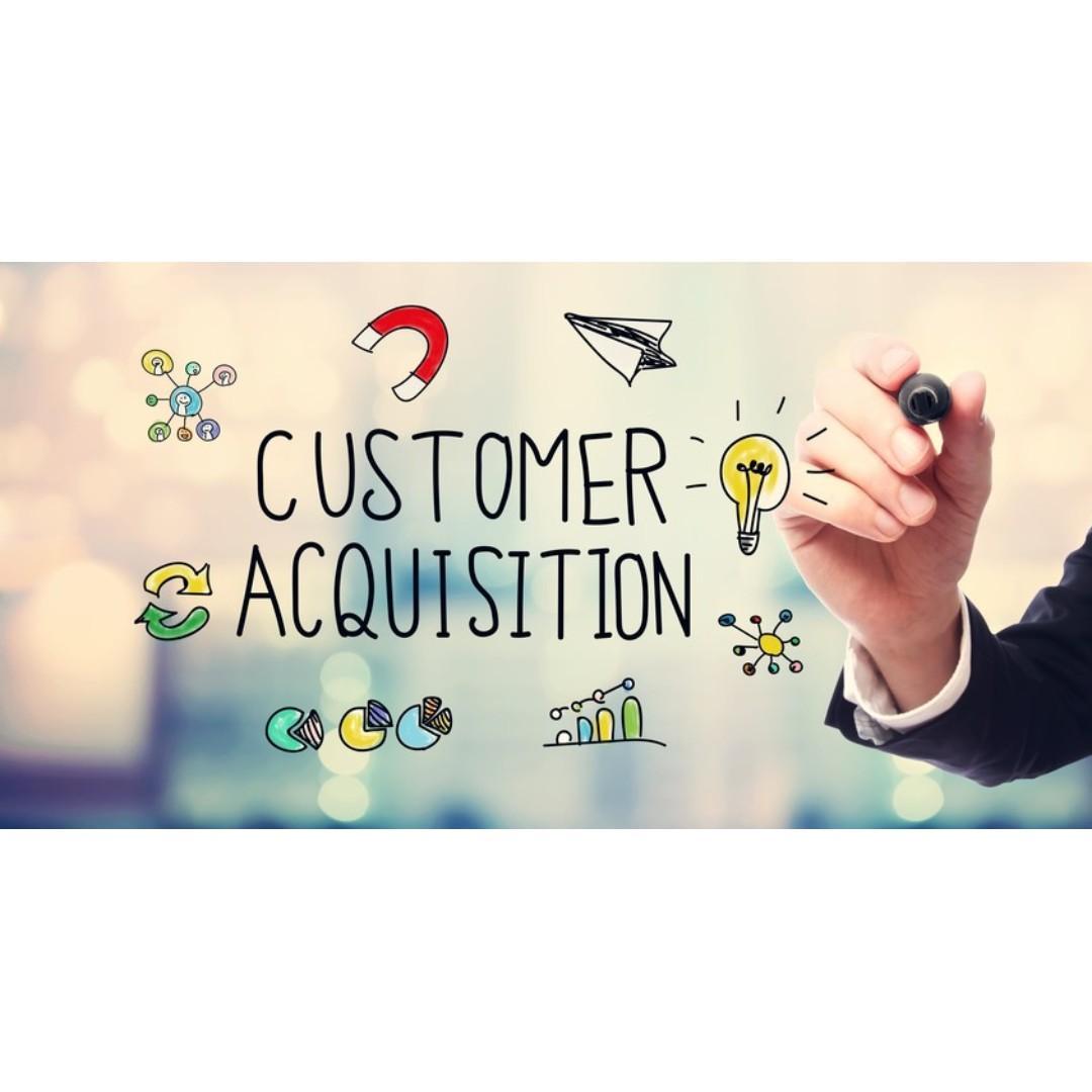 Client Acquisition Associate/Manager