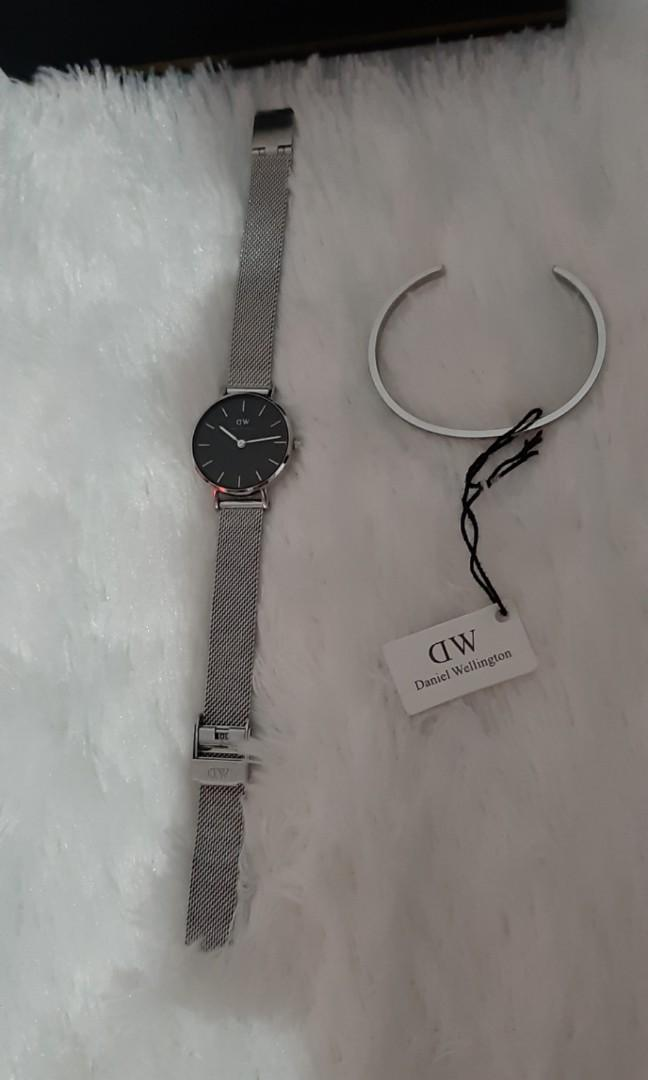 DANIEL WELLINGTON THE PERFECT MATCH Watch and Bracelet