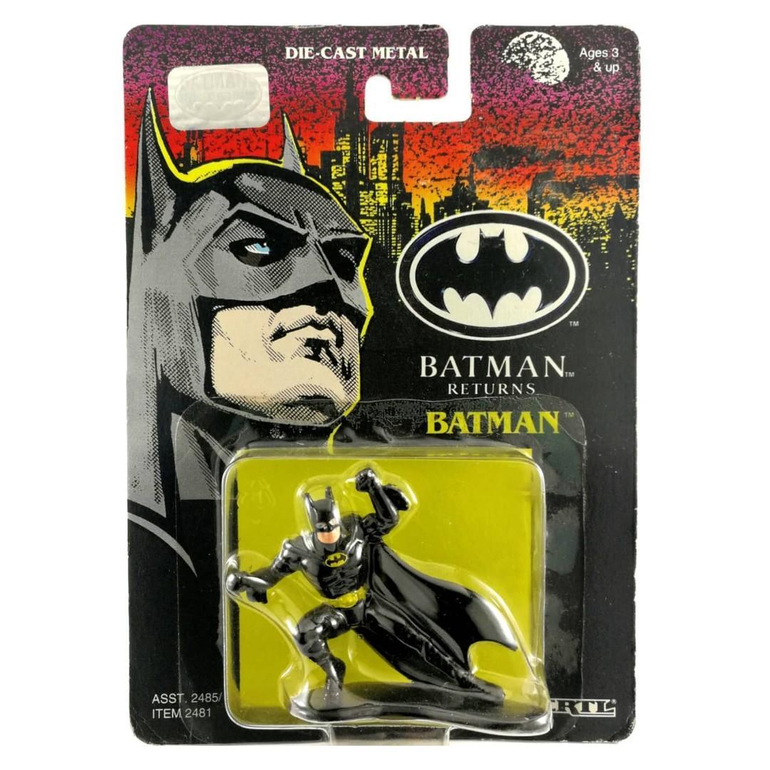 ERTL Batman Returns: Batman Ajojing