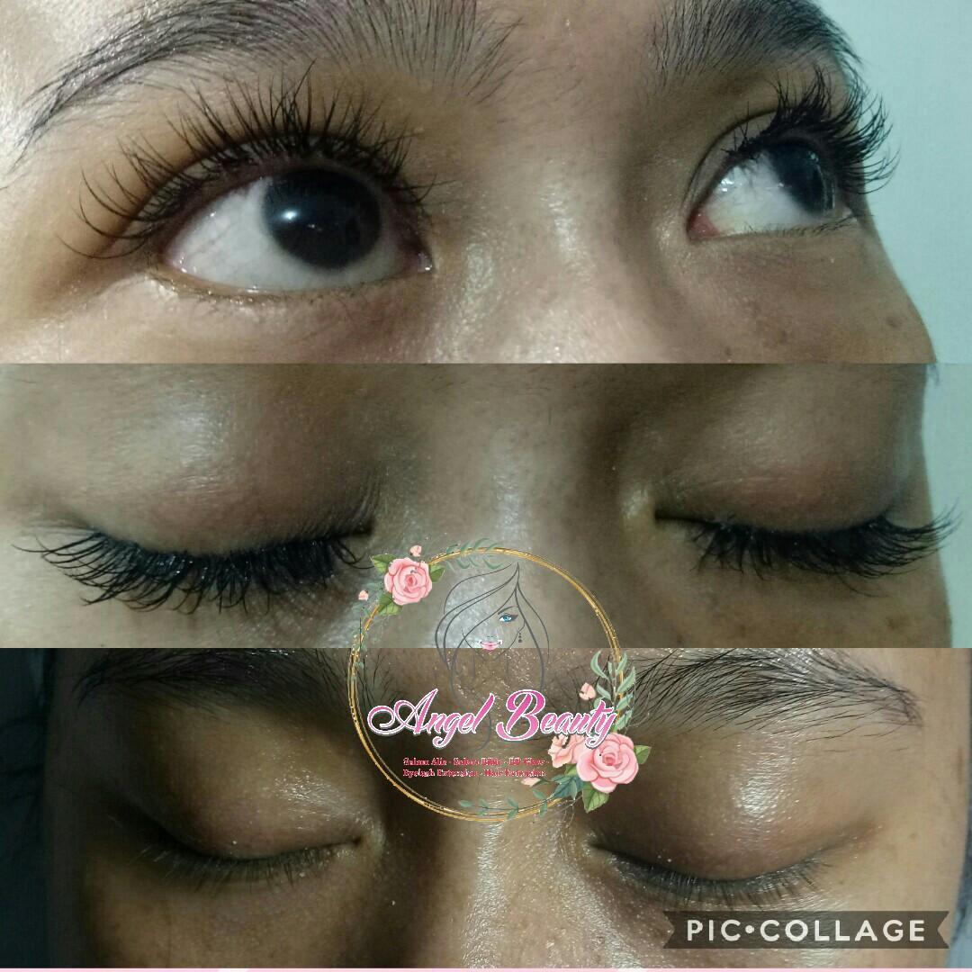 eyelash extension single cm 100rb