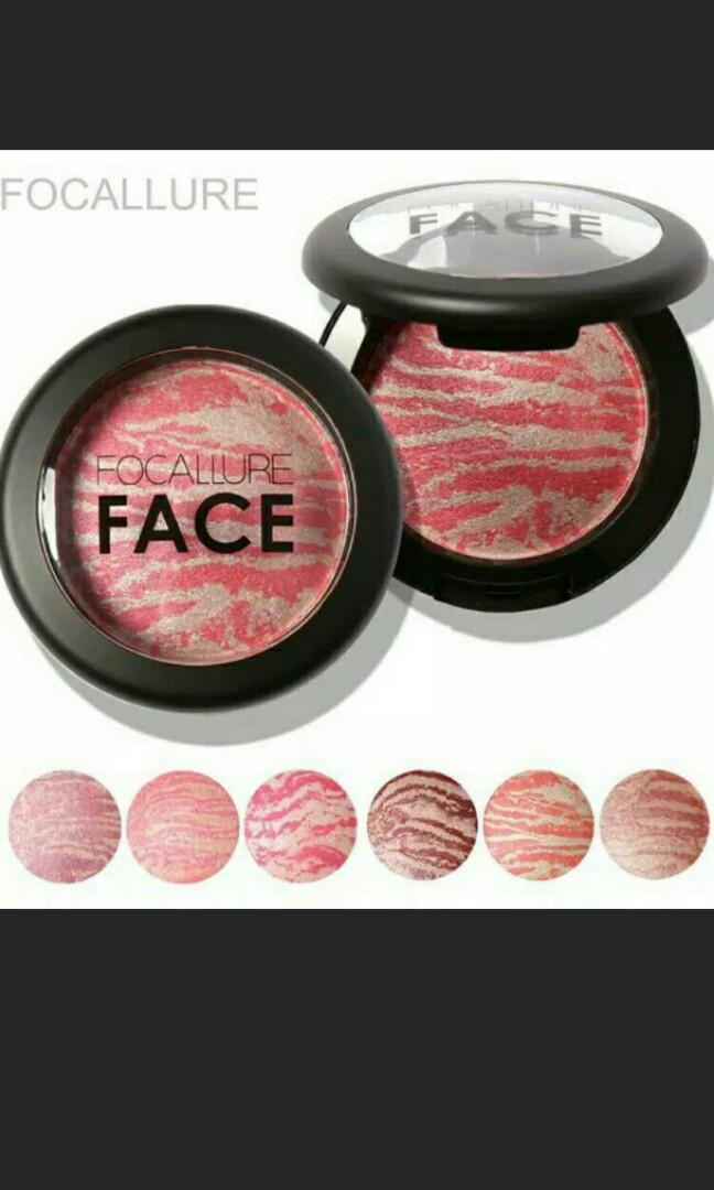 FOCALLURE BAKED BLUSH SHADE 06