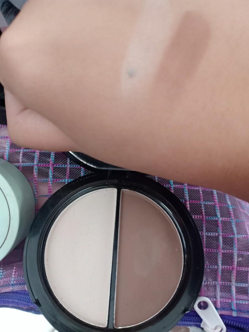 Focallure contour & highlight
