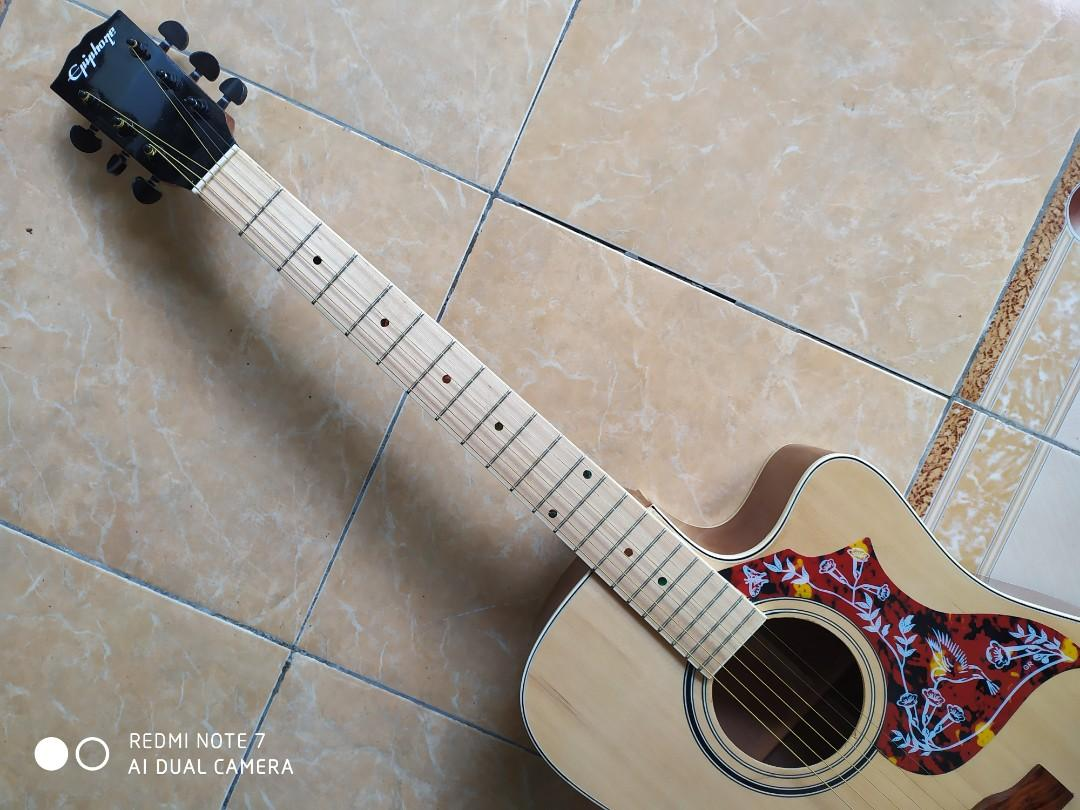 Gitar iphiphone solid body cyprus