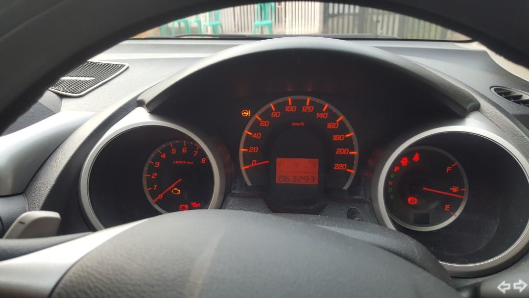 Honda Jazz RS 2012 Matic