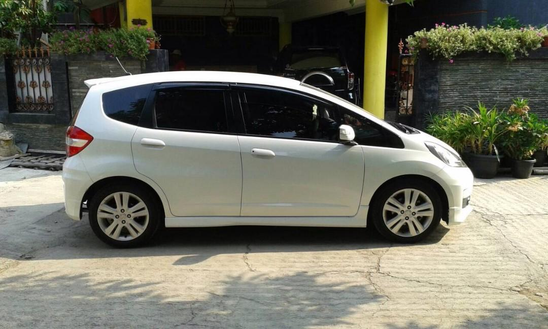 Honda Jazz RS 2012 Matic