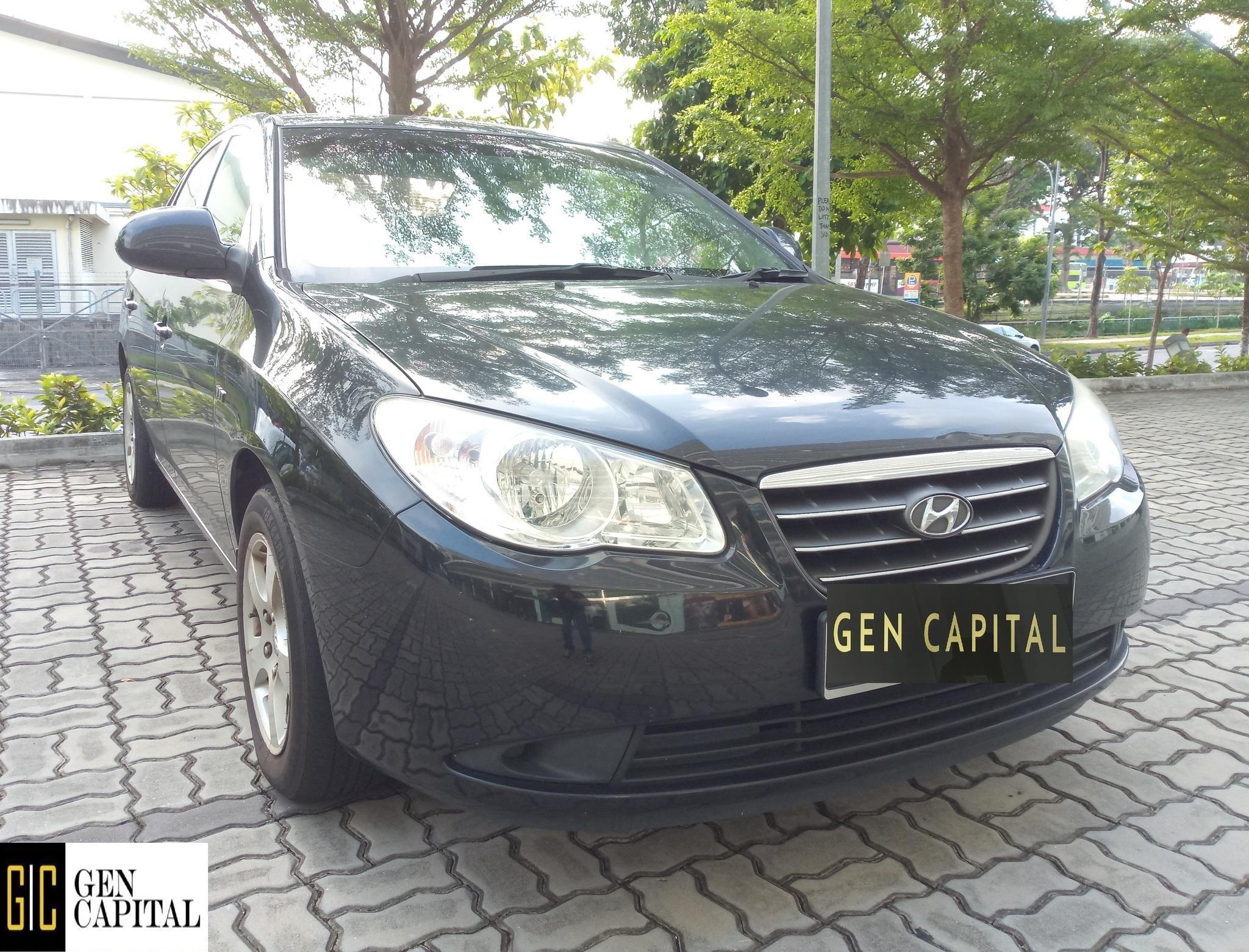 Hyundai Avante 1.6A Economical Car for Personal/PHV Usage