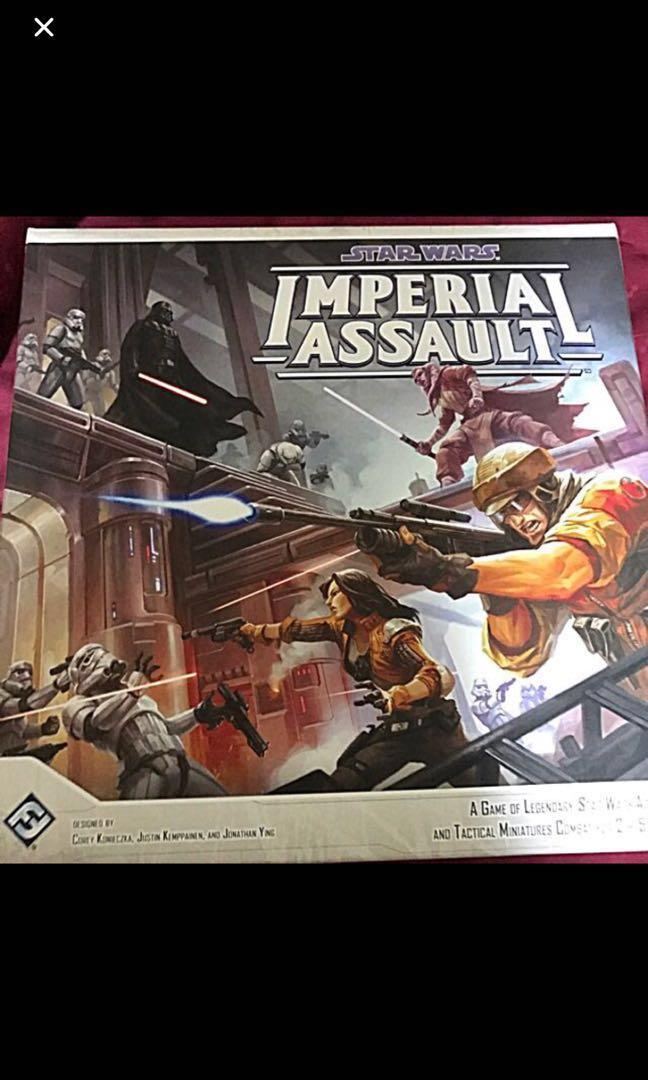 Imperial Assault FFG