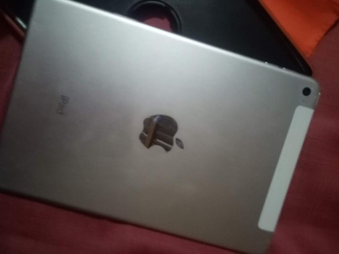 iPad Mini 4 simcard + wifi