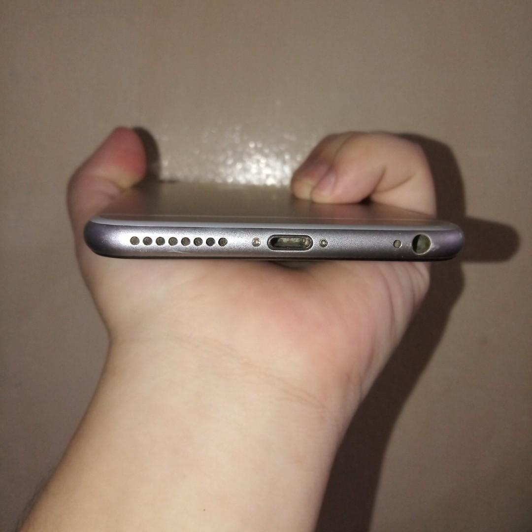 iPHONE 6 PLUS BISA BARTER DAN JUAL!