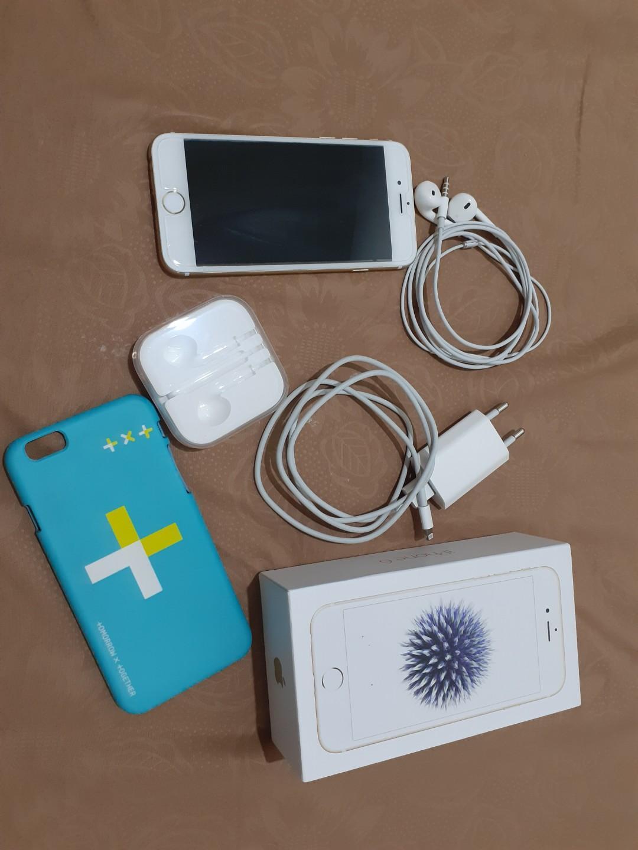 Iphone 6 seri Gold Garansi Resmi iBox