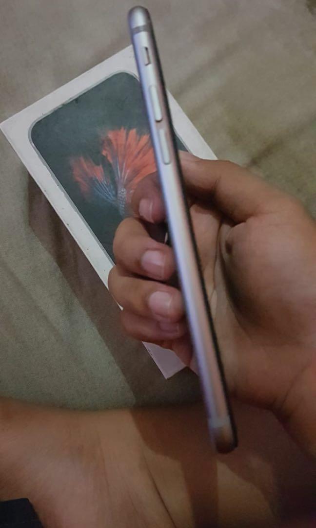 Iphone 6s 64GB full set