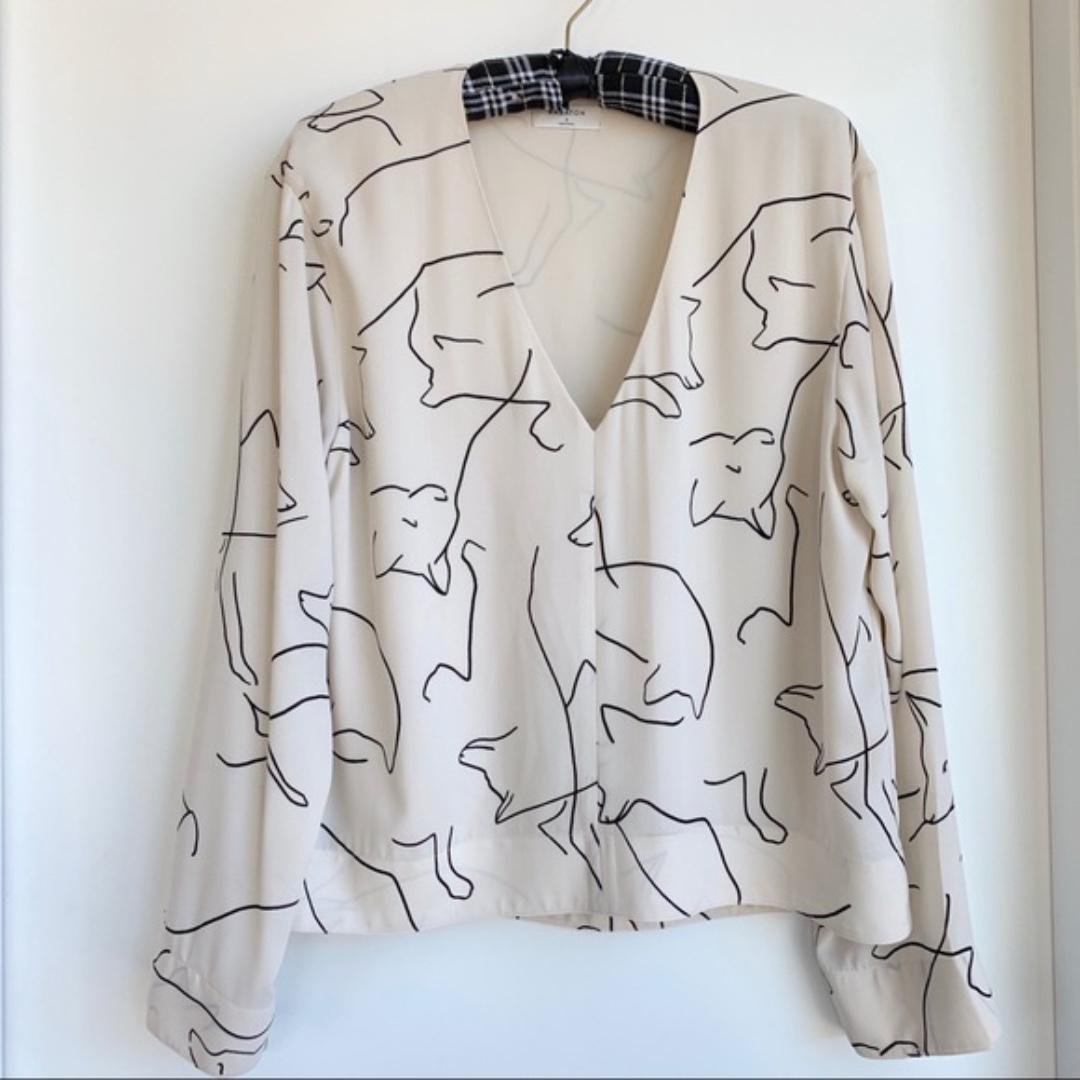 ISO - Looking for Babaton (Aritzia) Fox Print items