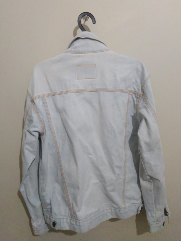 Jaket Jeans levis #mauthr