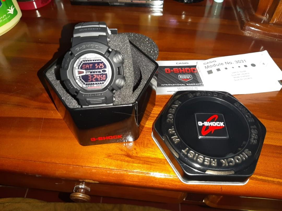 Jam Tangan Casio G-Shock G-9000MS-1