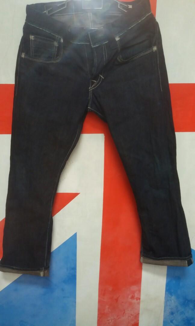 Jeans levis selvedge #mauthr