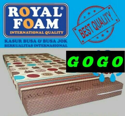 kasur busa royal 14x90x200