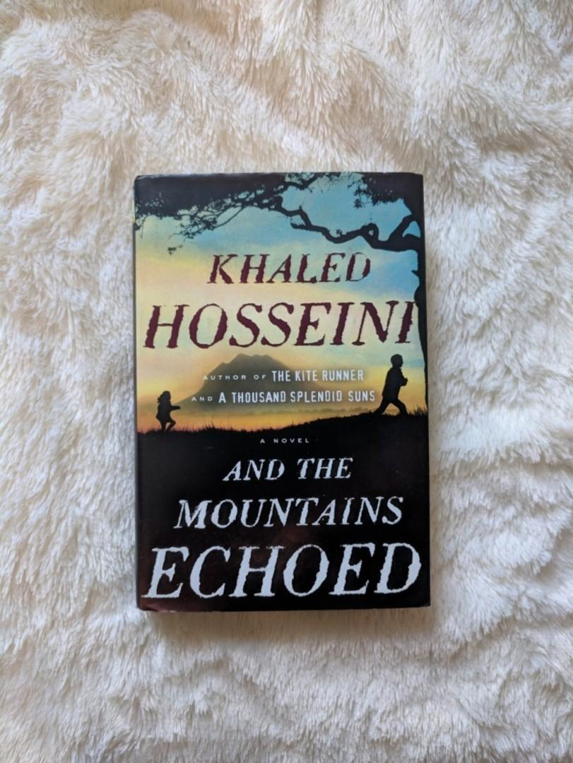 Khaled Hosseini - And The Mountains Echoed #swapCA