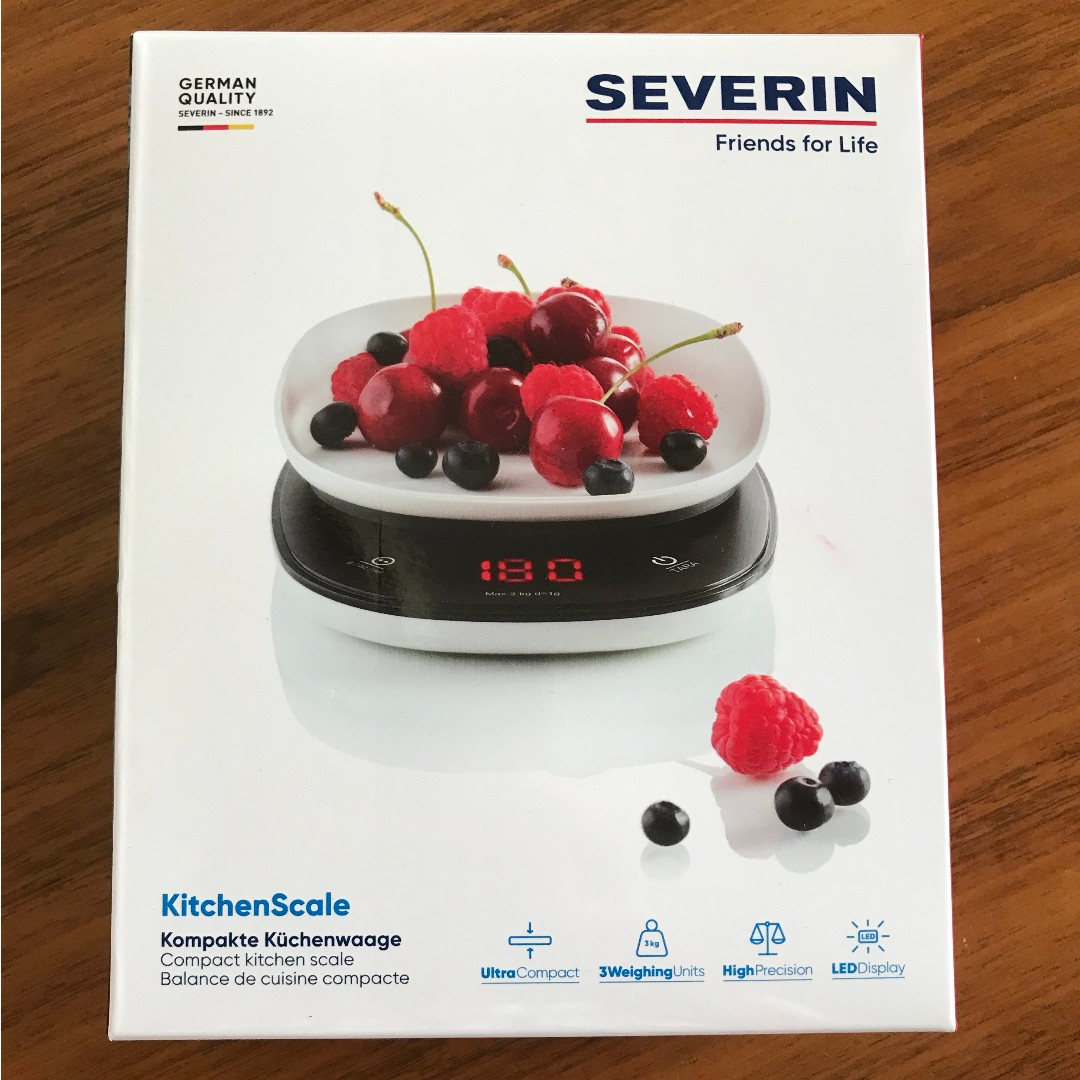 Kitchen Scales Weighing Machine For Baking And Cooking Home