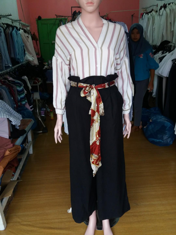 Kulot & blouse