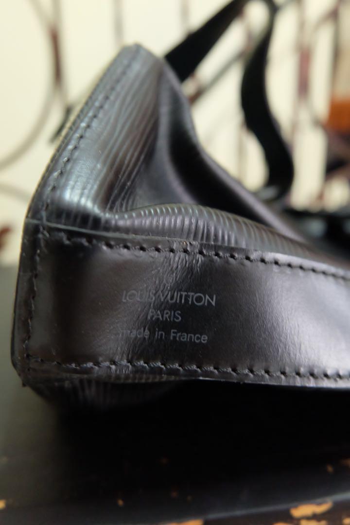 Louis Vuitton Backpack Black