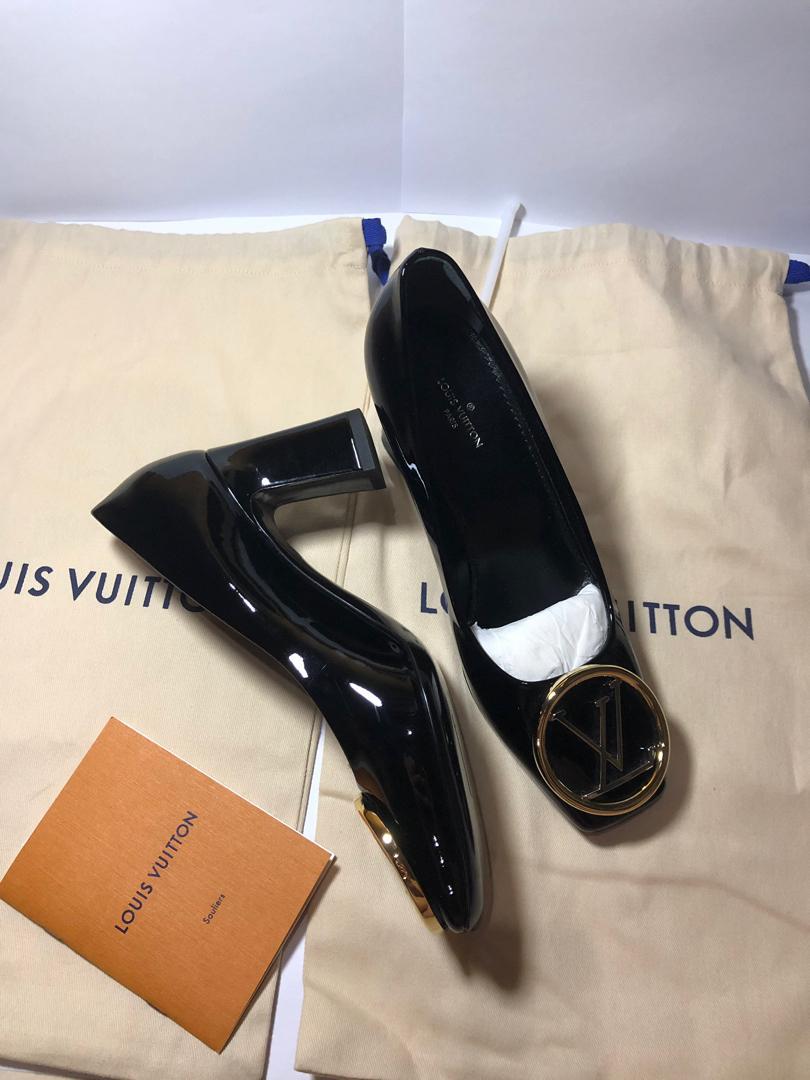 Louis Vuitton Madeleine Pump 7,5cm sz 35