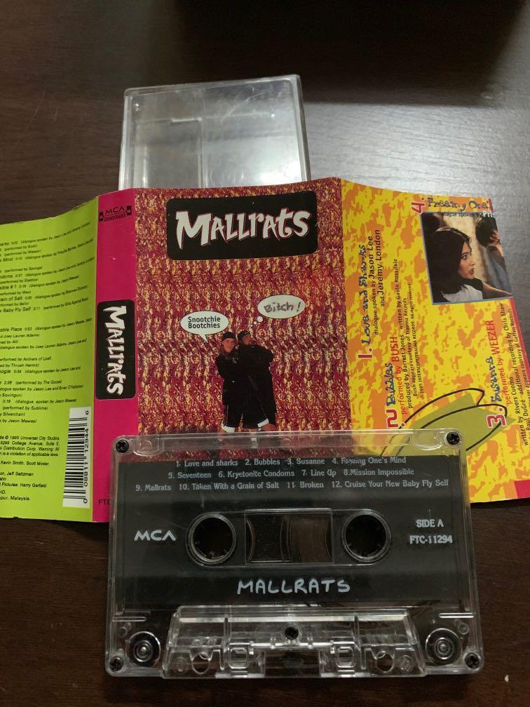 Mallrats OST Weezer Silverchair