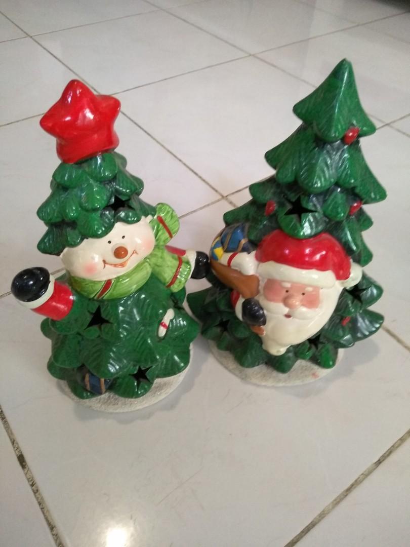 #mauthr hiasan Pohon Natal