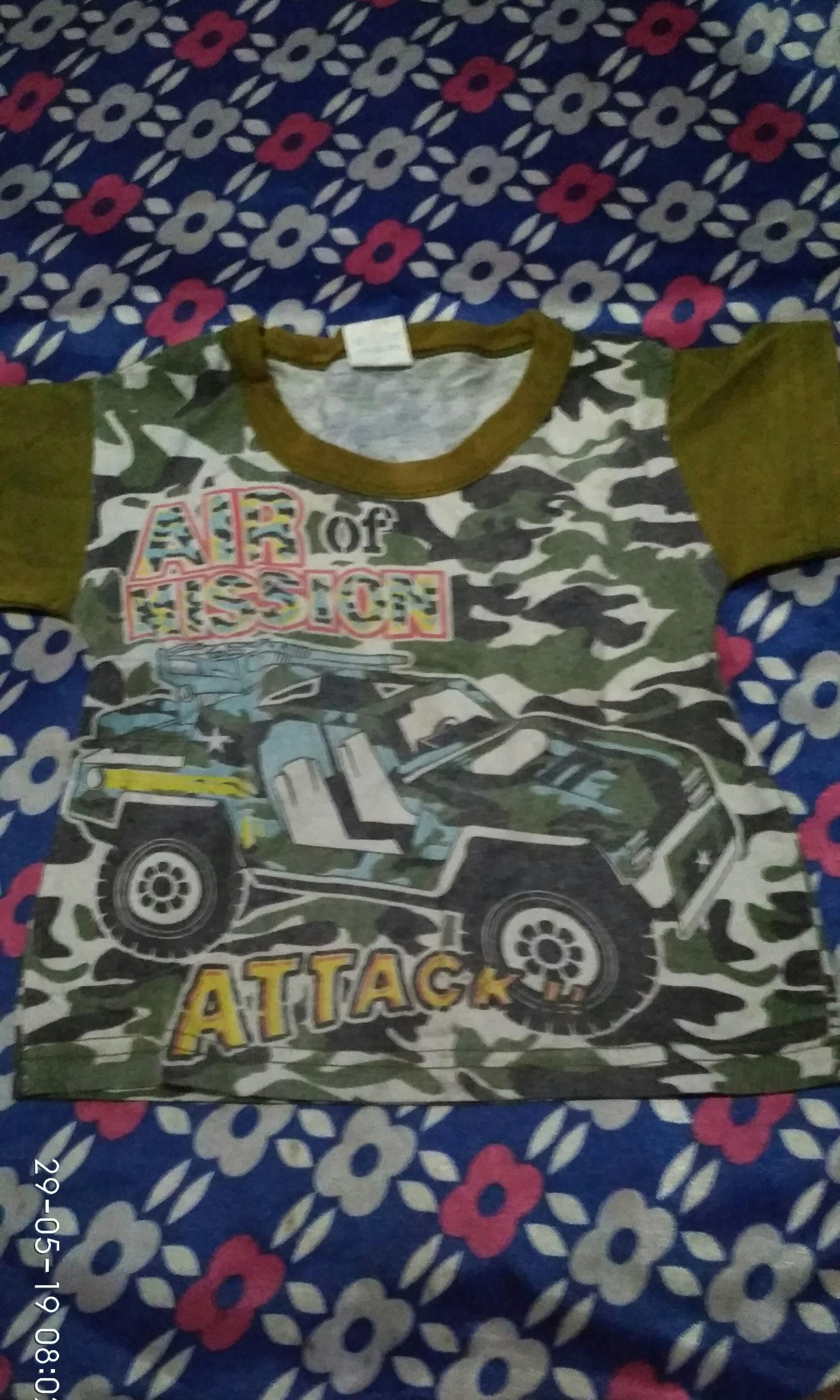 #mauthr Kaos anak army