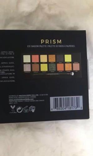 NEW AUTHENTIC AND UNUSED ANASTASIA BEVERLEY HILLS - PRISM EYESHADOW PALETTE