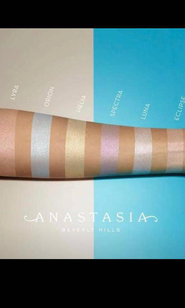 "NEW UNUSED AND AUTHENTIC - ANASTASIA BEVERLEY HILLS ""AURORA"" GLOWKIT"