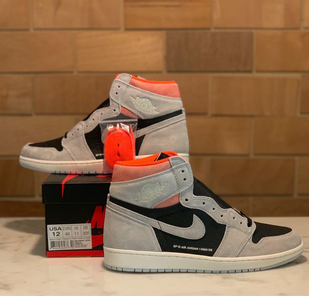 """Nike Air Jordan 1 High OG """"Neutral Grey"""