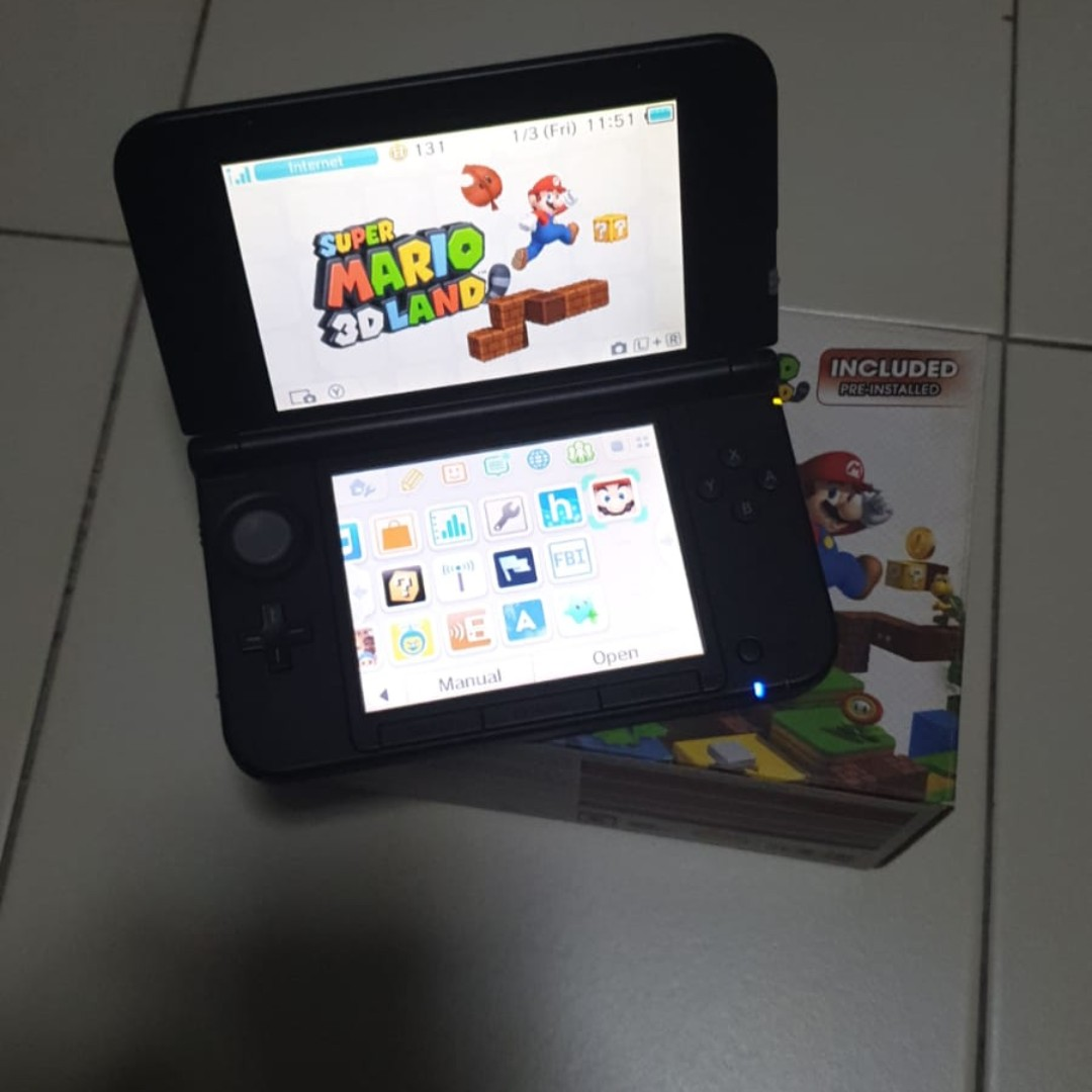 Nintendo 3DS XL Modded, Toys & Games, Video Gaming, Video