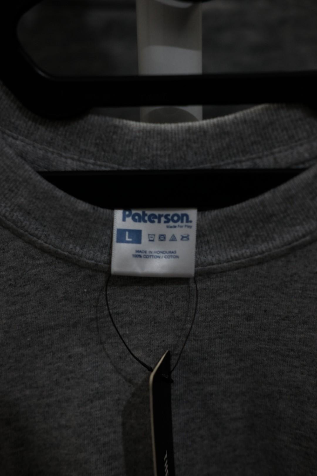 Paterson T-shirt Brand new (not uniqlo locale aye pmp)