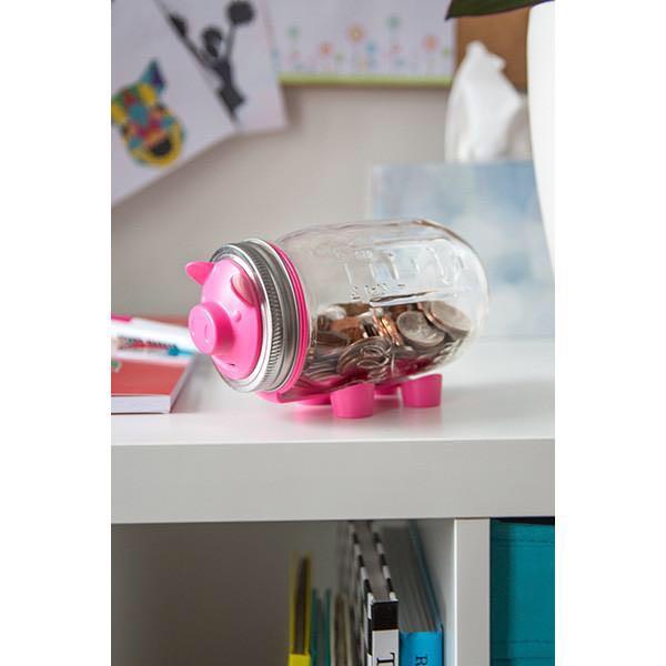 Piggy Bank (Mason Jar)