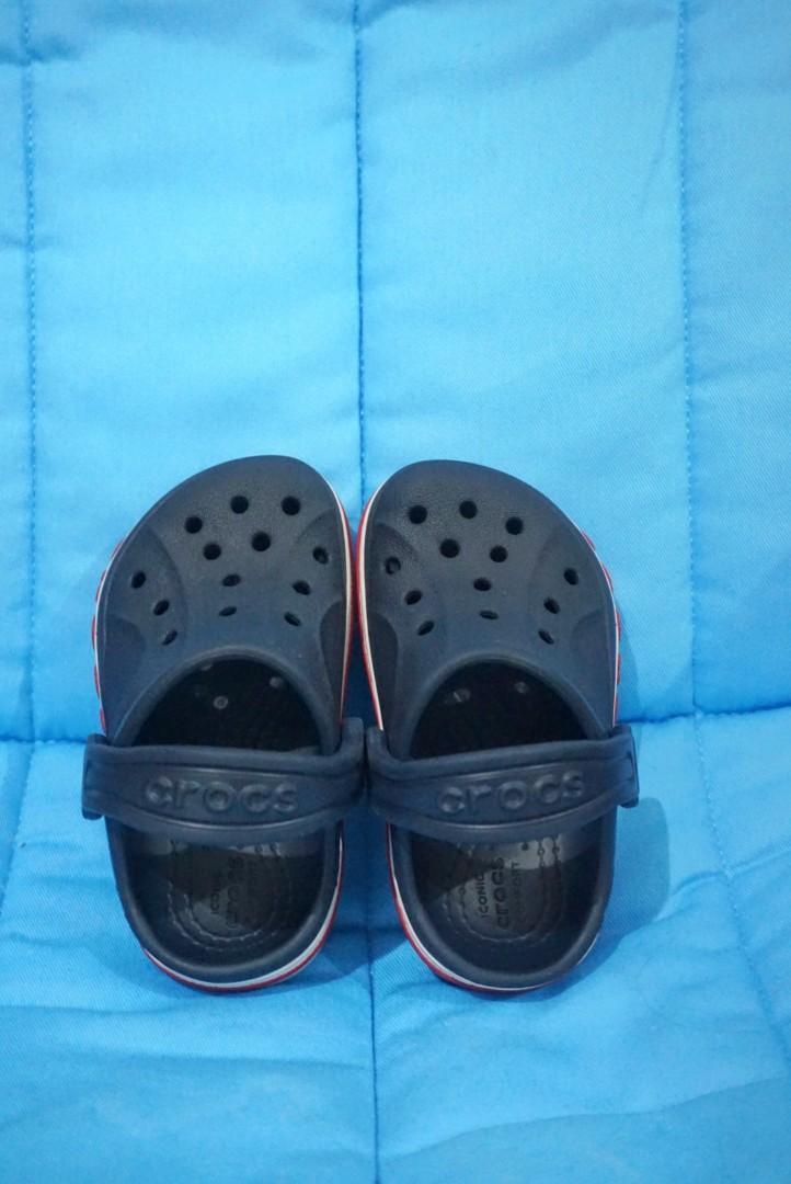 PRELOVED Sepatu Anak Crocs Kids
