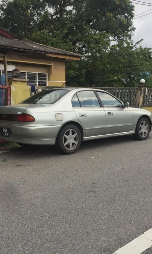 Proton perdana v6 2001 for sale