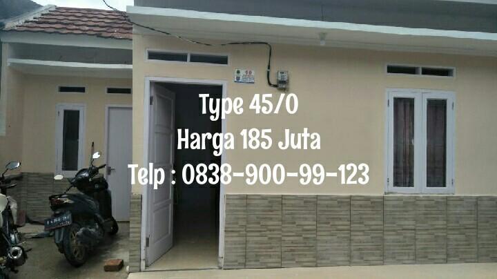 Rumah siap huni (harga terbaru per 29/05/2019)