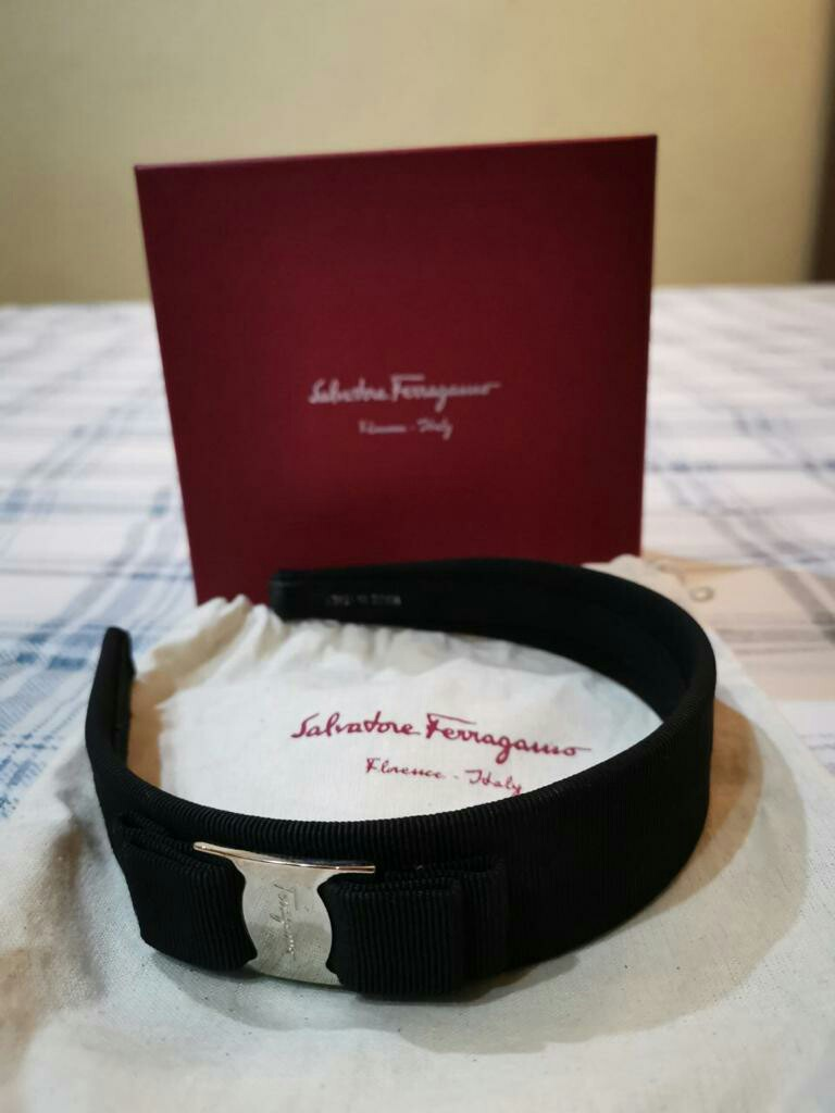 Salvatore Ferragamo Headband