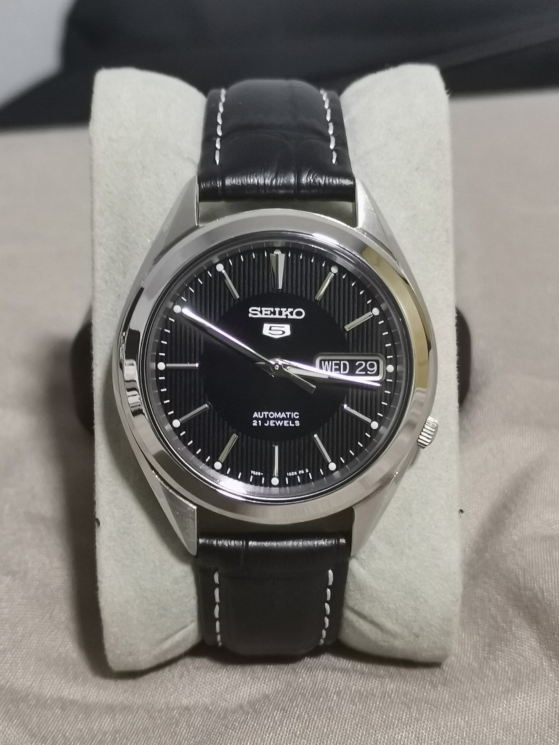 Seiko Snkl23k1 Automatic Watch Men S Fashion Watches On Carousell