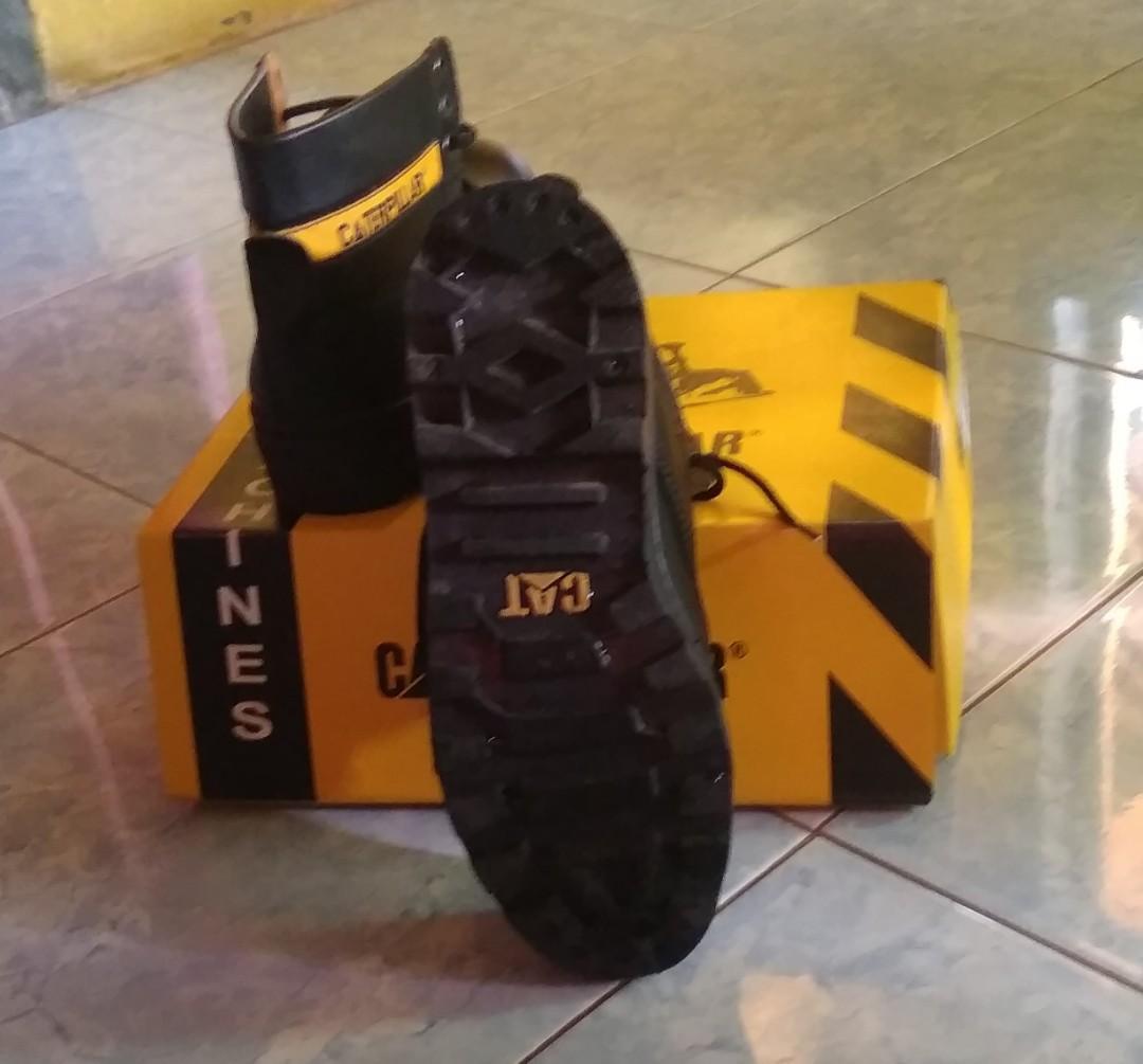 Sepatu Boots Caterpillar
