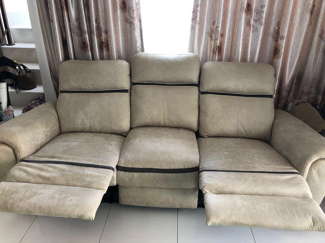 Sofa Recline 3 Seater